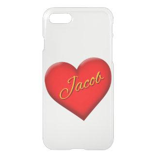 Jacob Valentine iPhone 7 Case