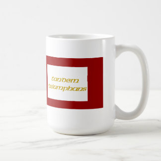 Jacobite 1745 flag coffee mug