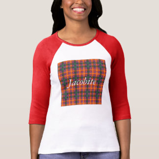 Jacobite clan Plaid Scottish tartan T-Shirt