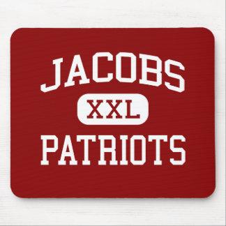 Jacobs - Patriots - Junior - Stevens Point Mouse Pads