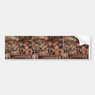 Jacopo Pontormo- Ten thousand martyrs Bumper Sticker