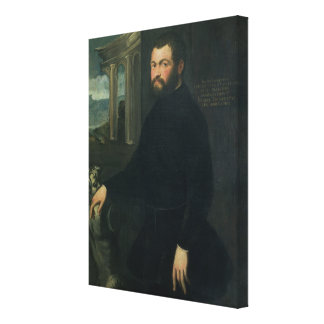 Jacopo Sansovino , originally Tatti Canvas Print