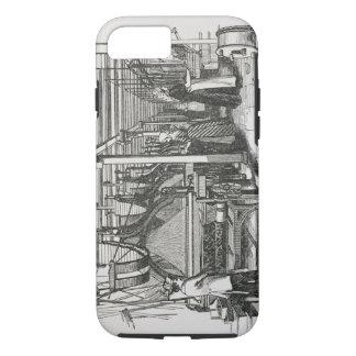 Jacquard Power Looms (engraving) iPhone 8/7 Case
