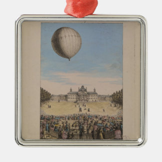 Jacques Alexandre Cesar Charles Christmas Ornament