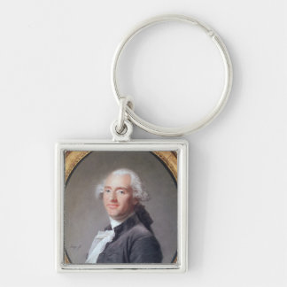 Jacques Alexandre Cesar Charles Keychains