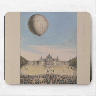 Jacques Alexandre Cesar Charles Mouse Pad