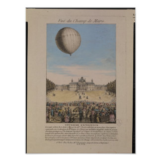 Jacques Alexandre Cesar Charles Poster