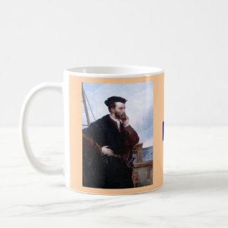 Jacques Cartier, Explorer Cup Mugs
