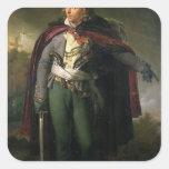 Jacques Cathelineau  1824 Square Sticker
