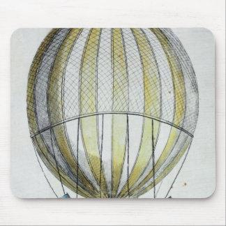 Jacques Charles and Nicholas Robert's  Balloon Mouse Mat