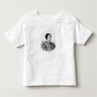Jacques Coeur Toddler T-Shirt