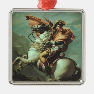 Jacques-David- Napoleon Crossing the Alps Ornament