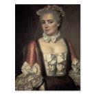 Jacques David- Portrait of Marie Francoise Buron Postcard