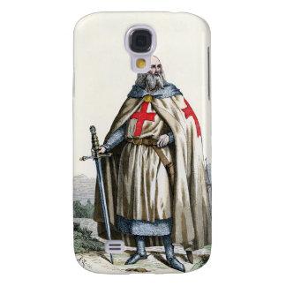 Jacques de Molay - Knight Templar Galaxy S4 Case