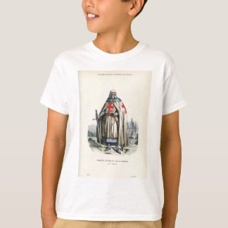 Jacques de Molay - Knight Templar T-Shirt