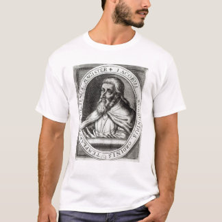Jacques de Molay  Master of Knights Templars T-Shirt