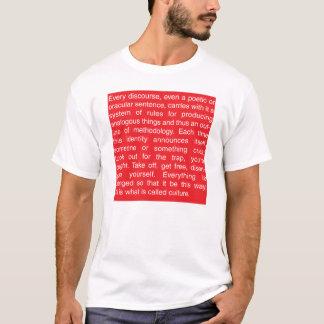 Jacques Derrida T-Shirt