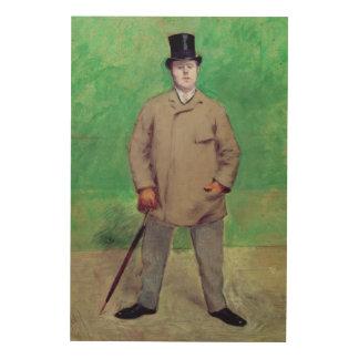 Jacques-Emile Blanche  1884 Wood Print