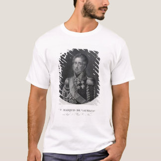 Jacques Law, Marquis de Lauriston T-Shirt
