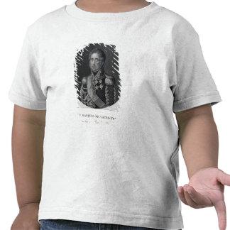 Jacques Law, Marquis de Lauriston T-shirt