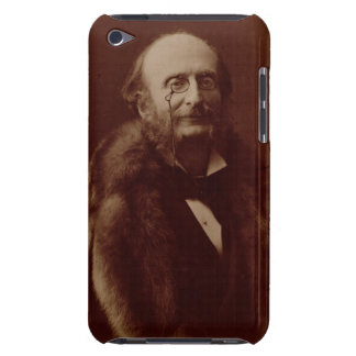Jacques Offenbach (1819-80), German composer, port Barely There iPod Covers