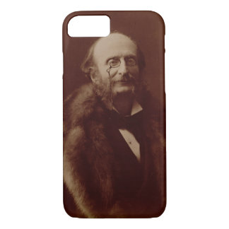 Jacques Offenbach (1819-80), German composer, port iPhone 8/7 Case