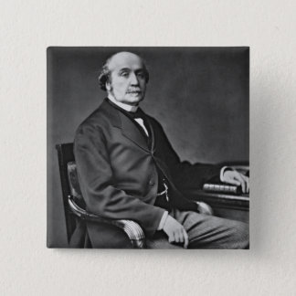 Jacques Victor Albert de Broglie (1821-1901), from 15 Cm Square Badge