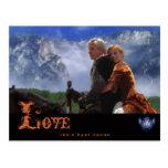 JADE & ARRA  -LOVE-Post Card