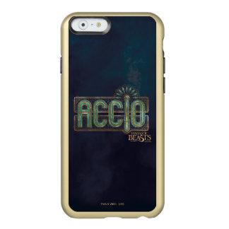 Jade Art Deco Accio Spell Graphic Incipio Feather® Shine iPhone 6 Case