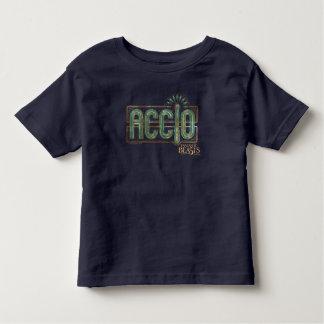 Jade Art Deco Accio Spell Graphic Toddler T-Shirt