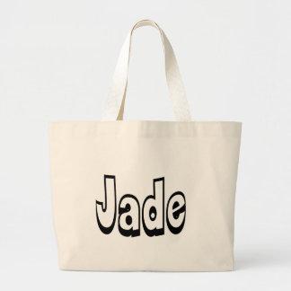 Jade Canvas Bag