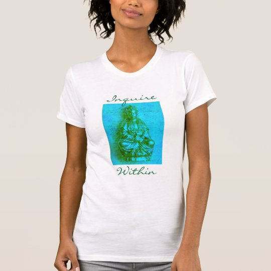 Jade Enquire Within t-shirt