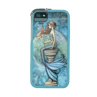 Jade Moon Mermaid By Molly Harrison iPhone 5/5S Cases