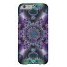 Jade 'n Amethyst Celtic Fractal iPhone 6 Case