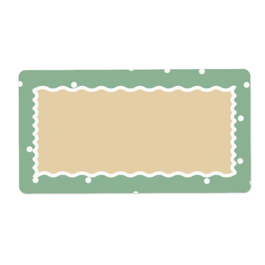 Jade Snow Many Cookies Gift tags Shipping Label