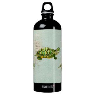Jade Turtle Liberty Bottle SIGG Traveller 1.0L Water Bottle