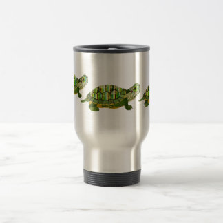 Jade Turtle Travel Mug