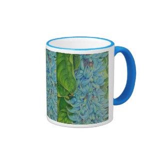 Jade Vine Ringer Mug