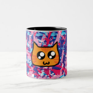 JadeCat: Ginger Tabby Mug