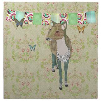 Jaded Deer American MoJo Napk Napkins