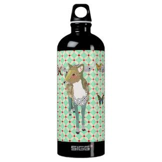 Jaded Deer Liberty Bottle SIGG Traveller 1.0L Water Bottle