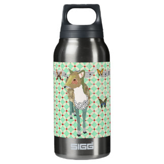 Jaded Deer Liberty Bottle 10 Oz Insulated SIGG Thermos Water Bottle