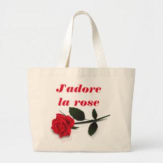 J'adore la rose/ BAG