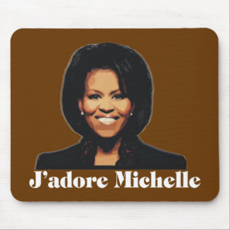 J'adore Michelle Mousepad in Brown