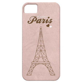 J'adore Paris Barely There iPhone 5 Case