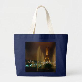 jadore paris large tote bag