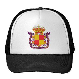Jaén Coat of Arms Trucker Hats
