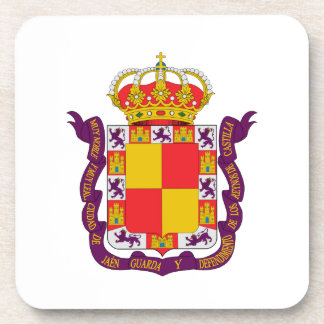 Jaén Coat of Arms Coaster