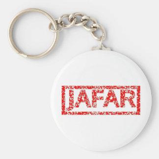 Jafar Stamp Basic Round Button Key Ring