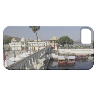 Jag Mindar Palace, Lake Pichola, Udaipur, India. iPhone 5 Case